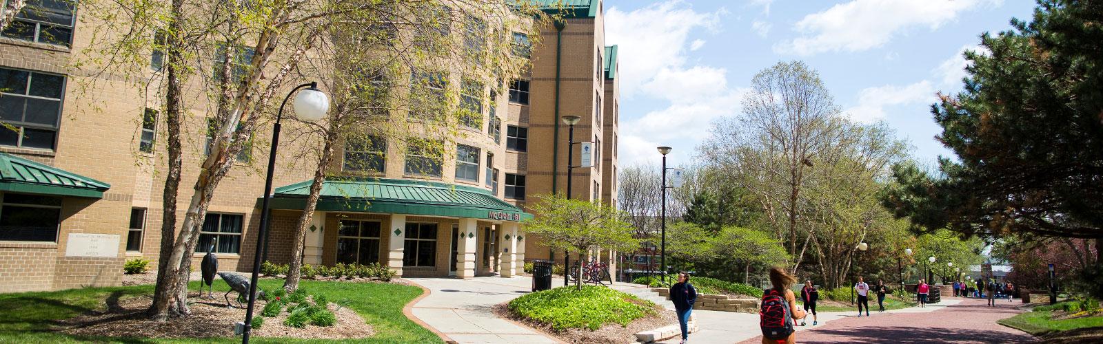 McGloin Hall Creighton University
