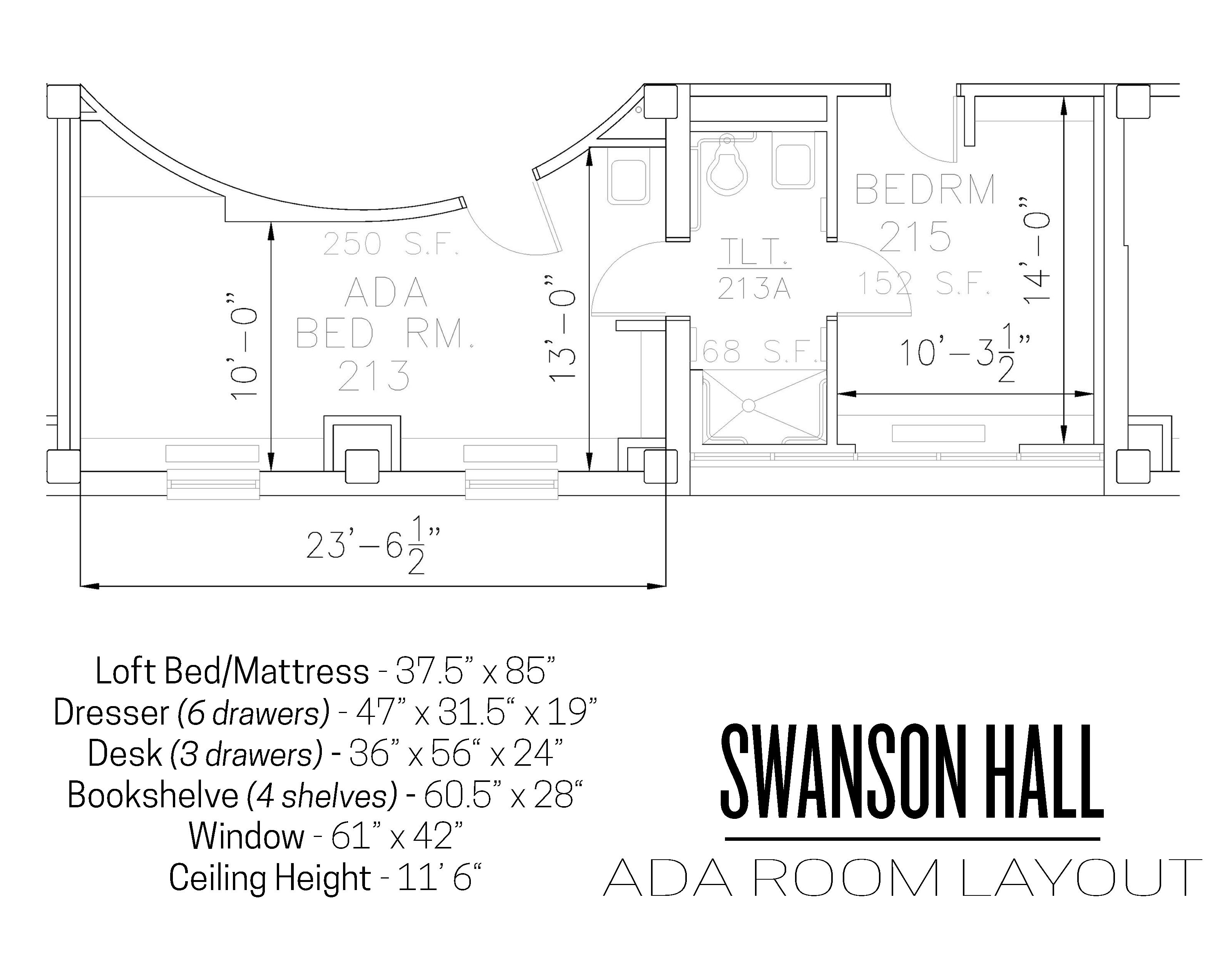 Swanson ADA